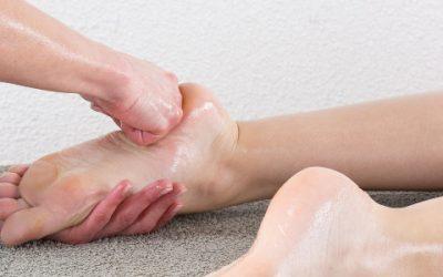 Visagalis pėdų masažas